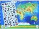 Игра с волшебными наклейками. Волшебная география